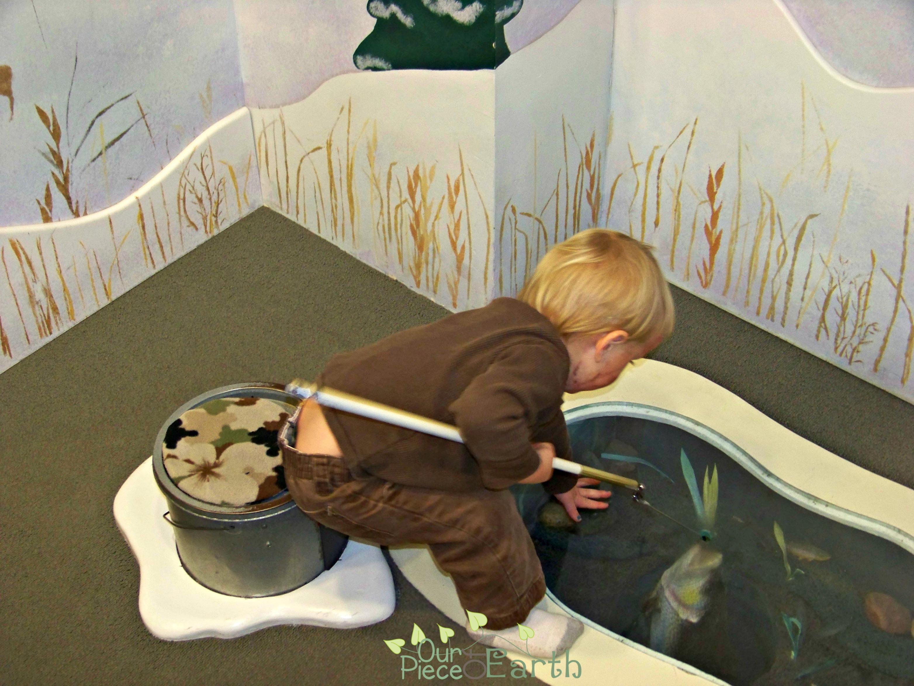 Ice Fishing Children's Museum