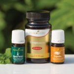 Young Living Essential Oils:  January Rewards