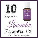 10 Ways We Use Lavender Essential Oil