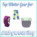 Top Winter Babywearing Gear