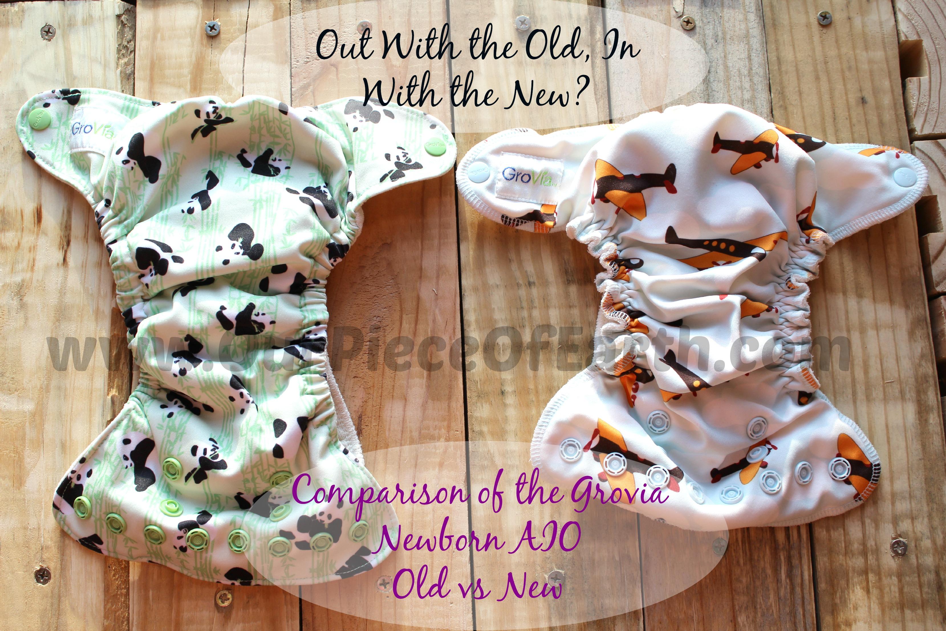 Are Grovia newborn AIO cloth diapers good?