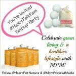 Heart Felt Naturals Twitter Party