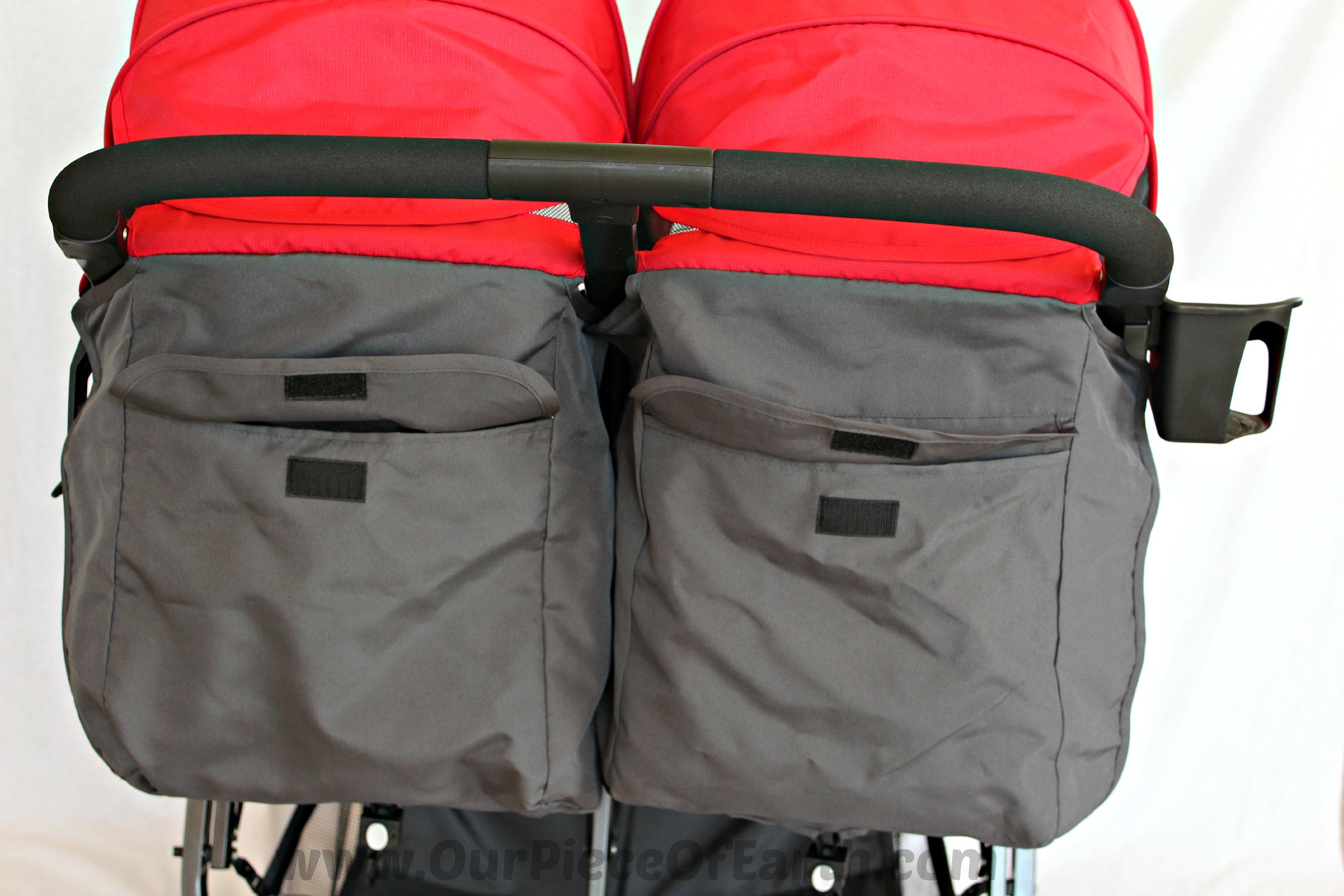 Combi back pockets