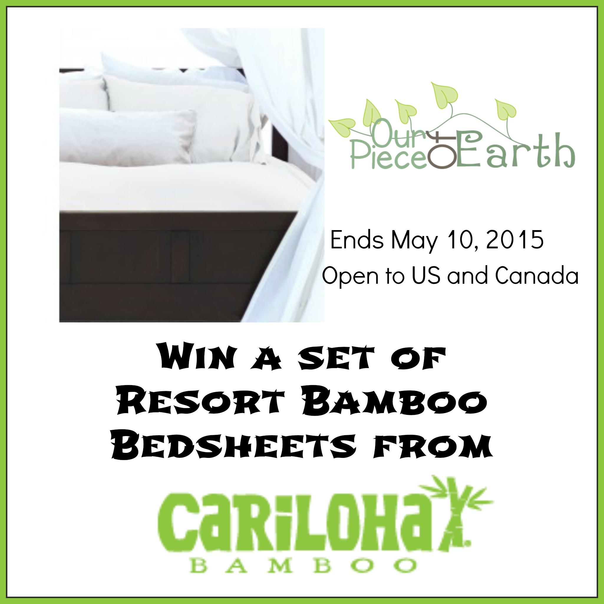 Resort Bedsheets Giveaway Pin