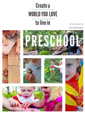 Homeschool Preschool Curriculum