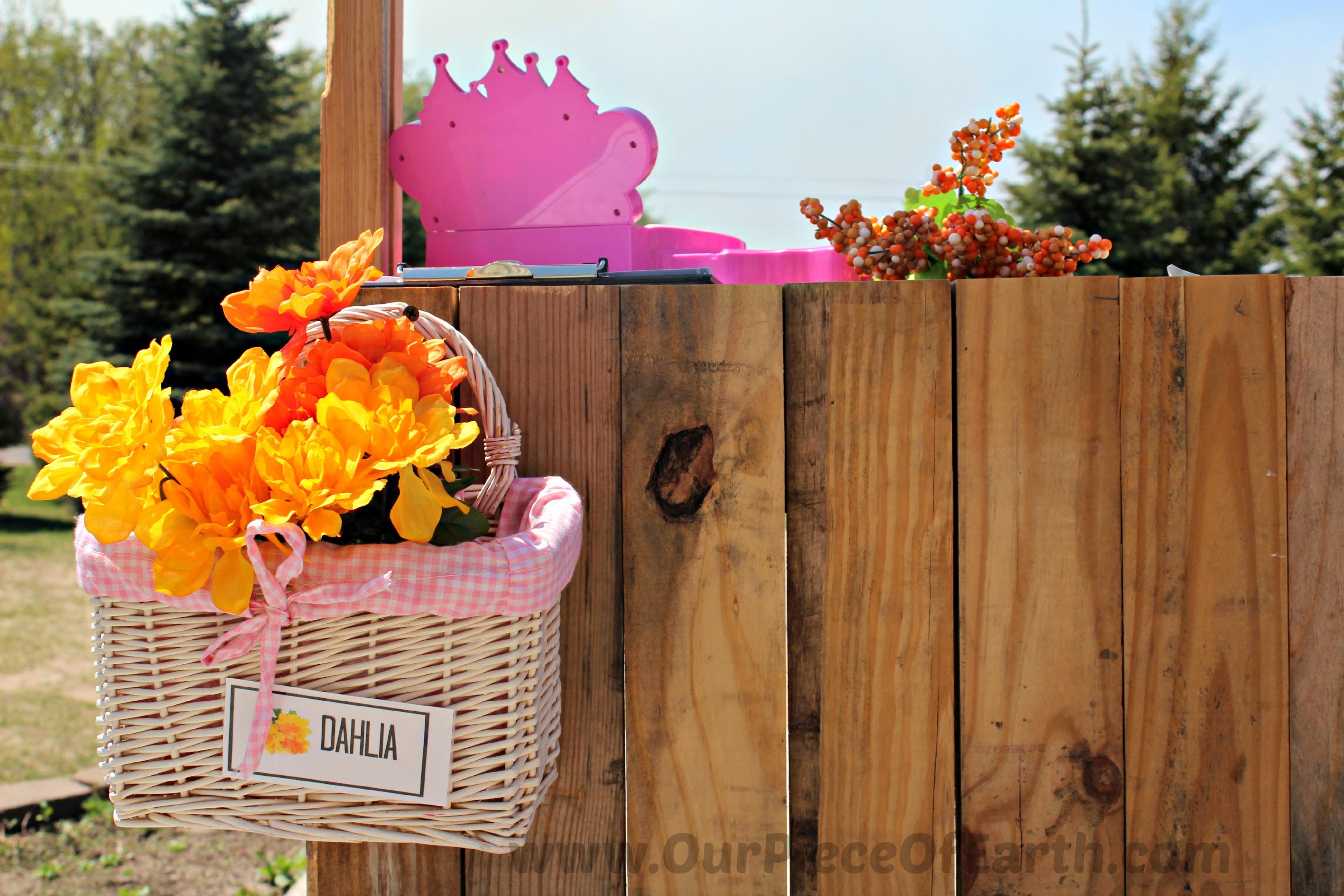 Kids Flower Shop