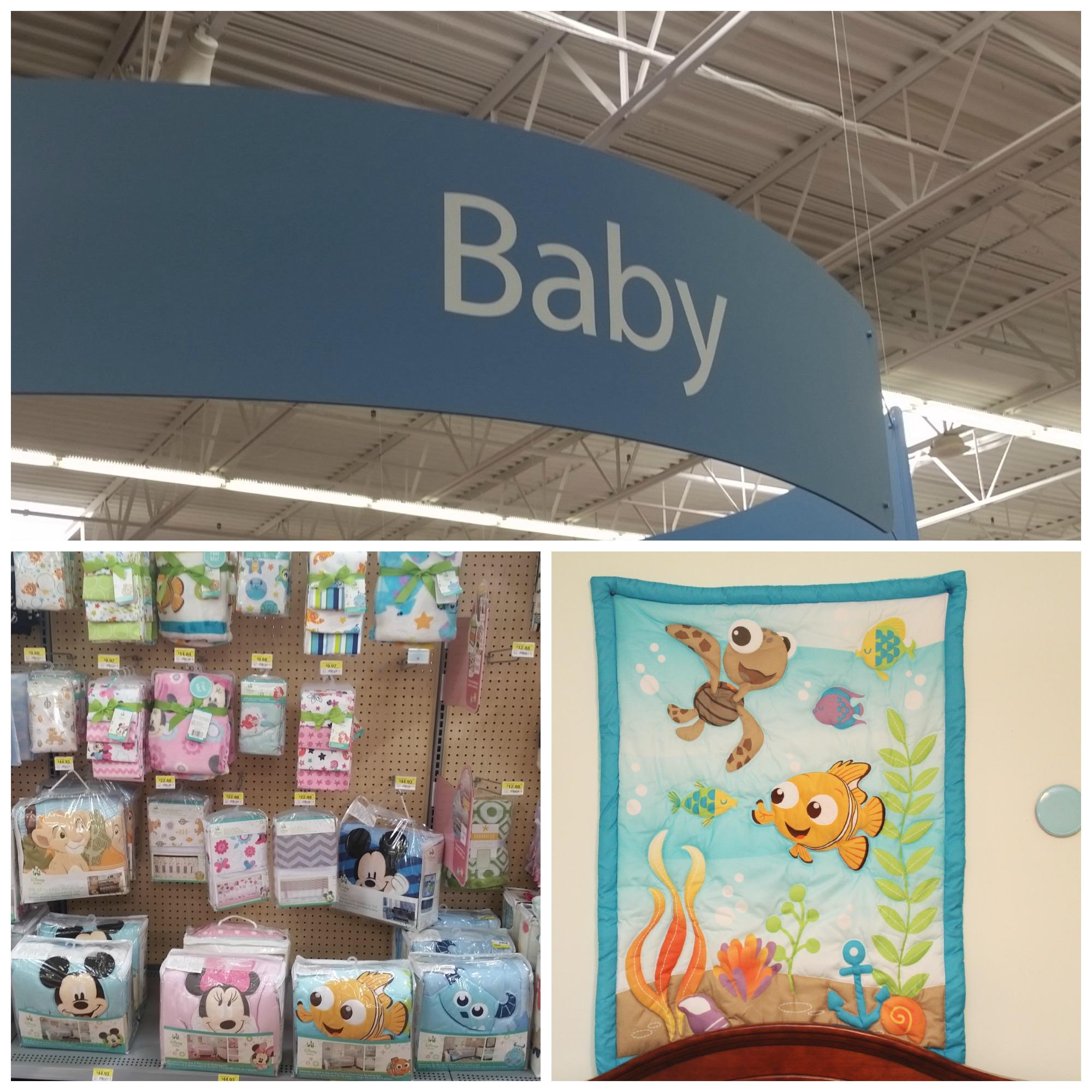 Disney Babies In Store Photo