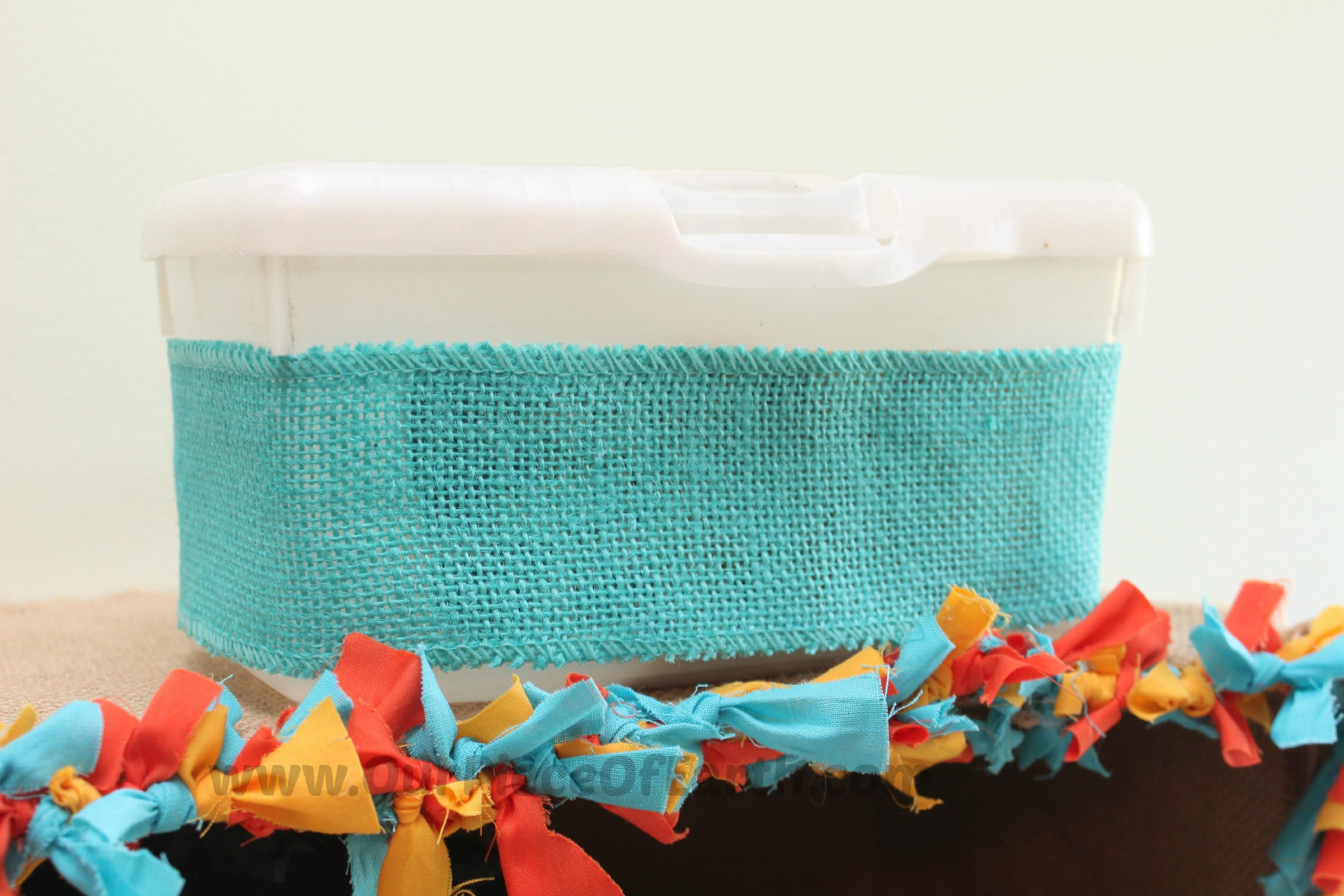 Wipe Container
