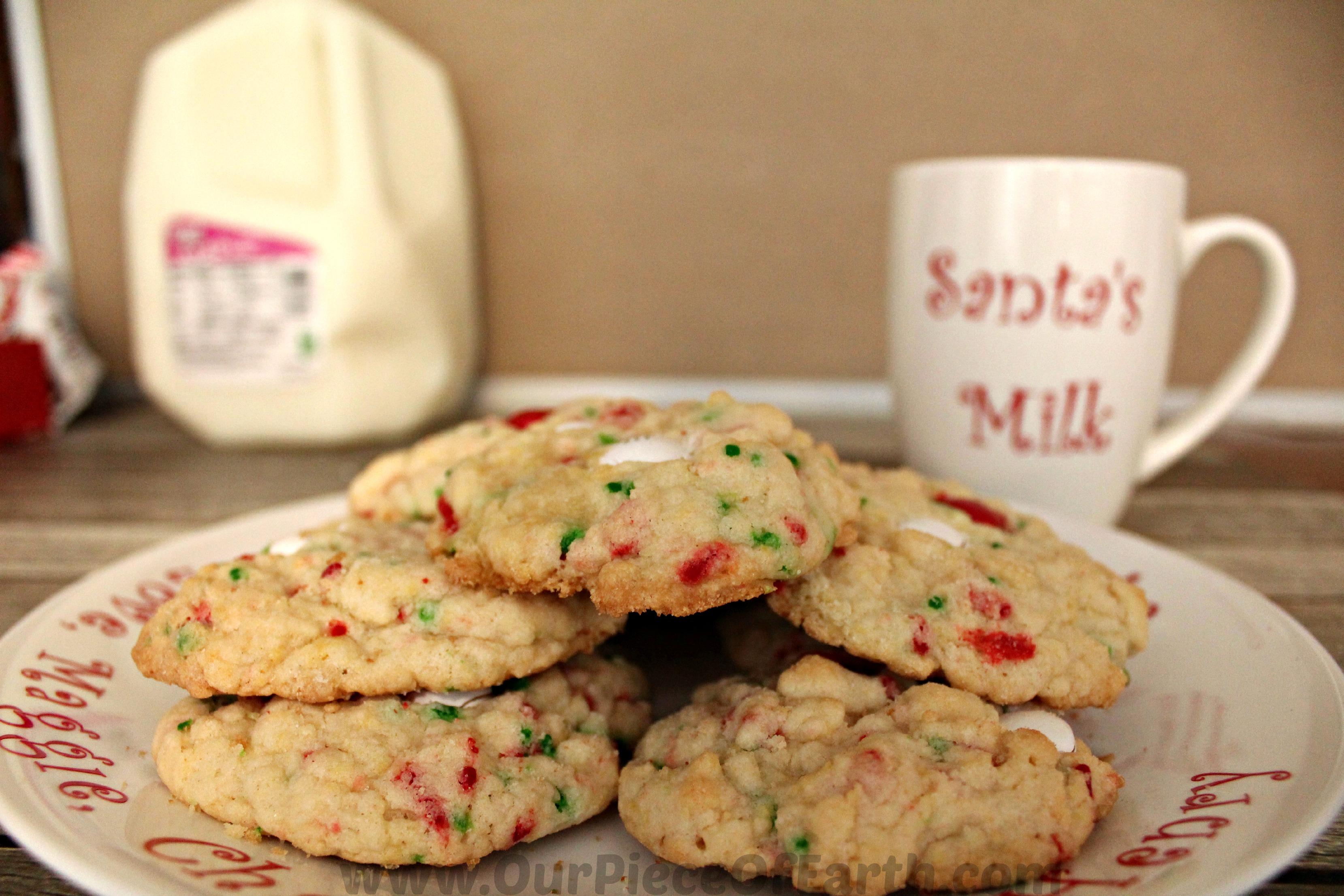 #BakeInTheFun How to make a personalized Santa plate and mug