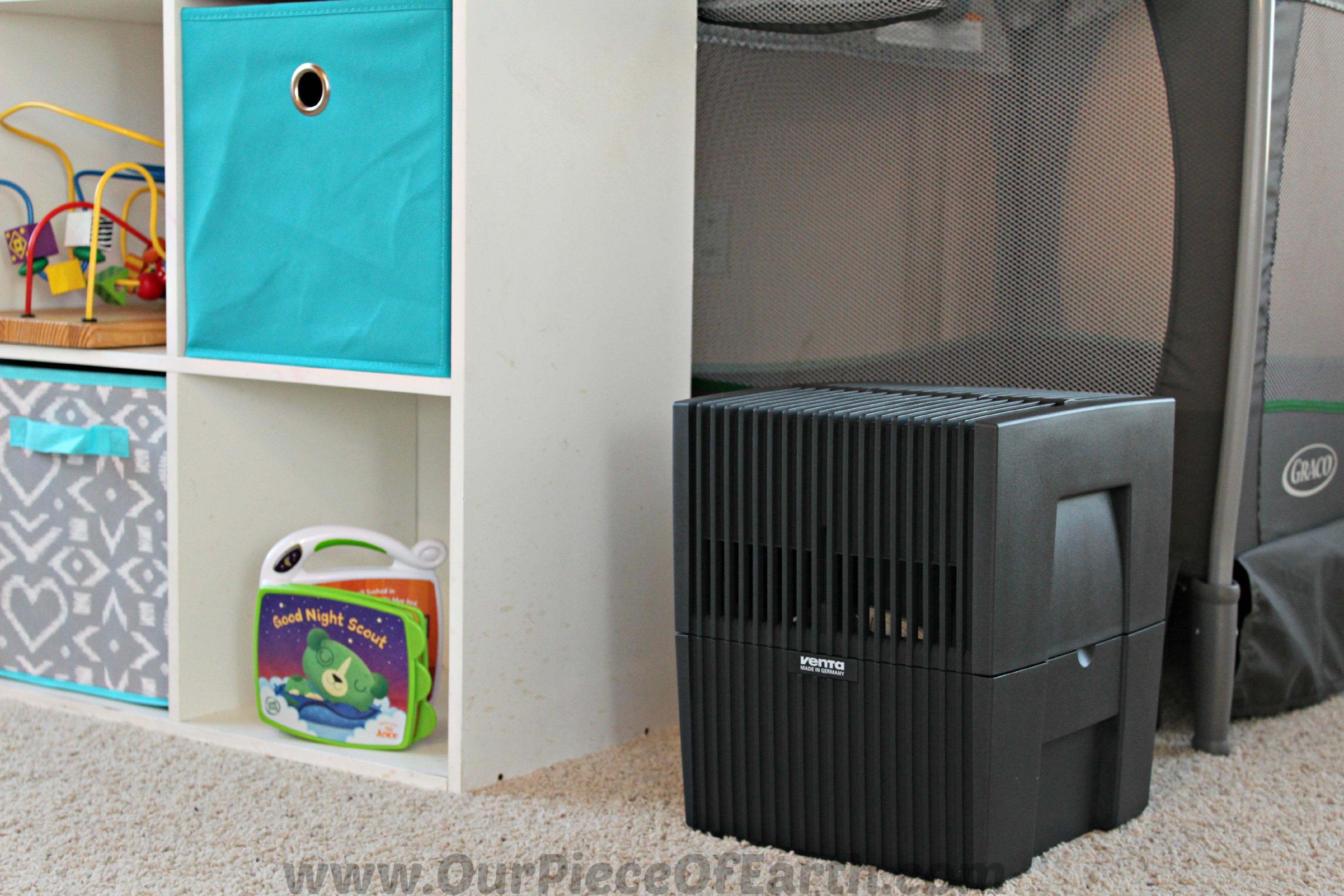 Venta Airwasher in use