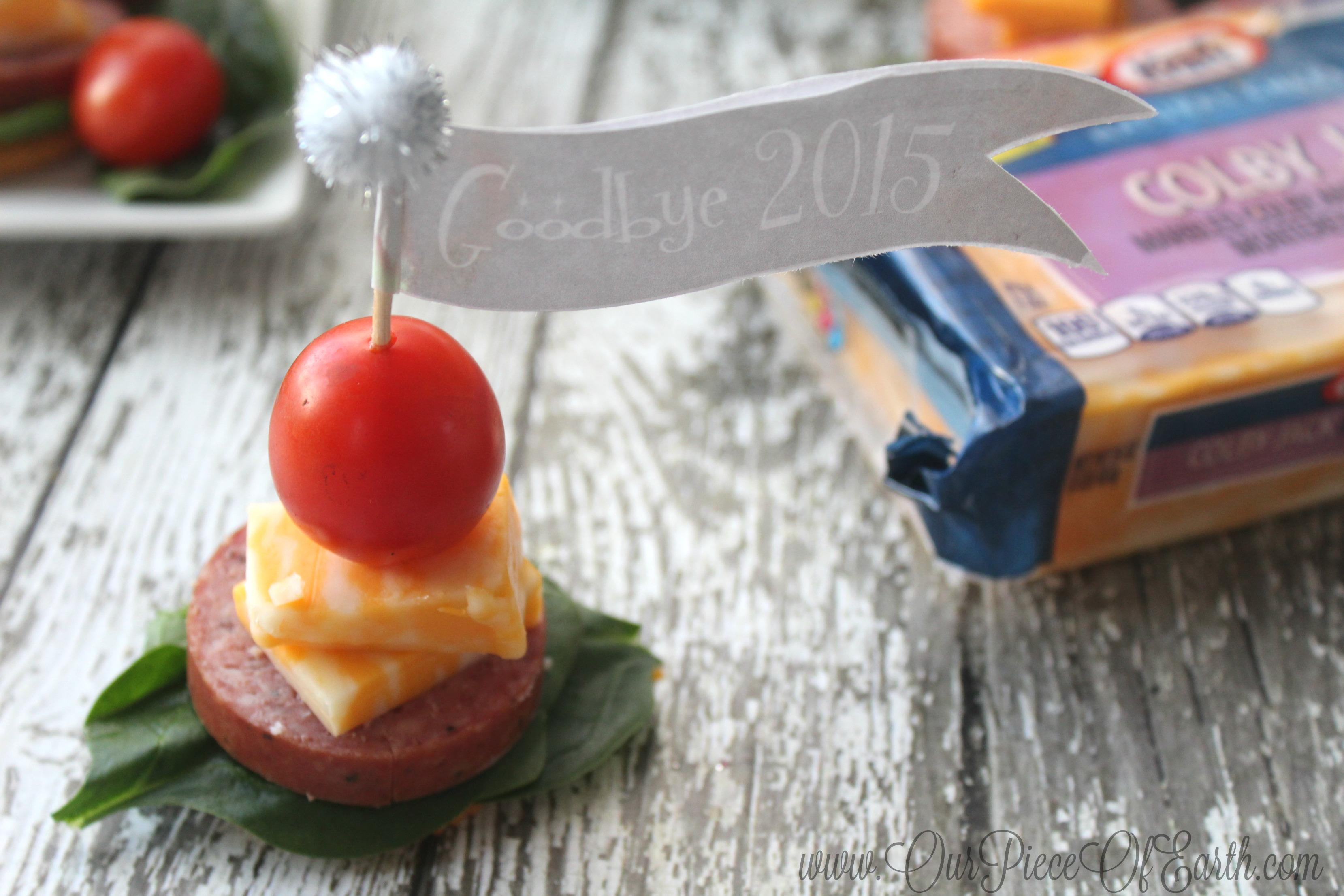 New Year's Eve kabobs #naturallycheesy