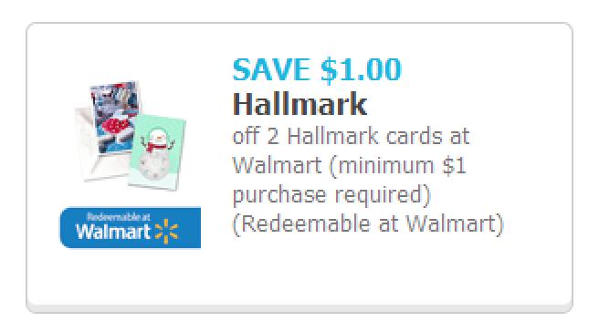 Hallmark Holiday at Walmart 2015 promo post photo