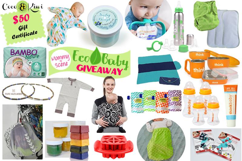 Mommy Scene Eco Baby Giveaway
