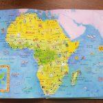Books We Love:  Usborne Children's Picture Atlas