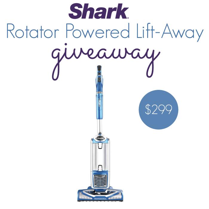 Shark Rotator Powered Lift-Away Giveaway