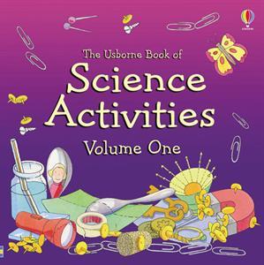 The Usborne Book of Science Activities