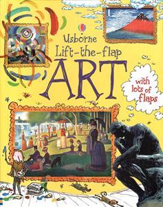 Usborne Lift the Flap Art