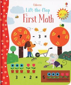 Lift the Flap First Math