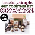 Tastefully Simple Giveaway {Ends 3/20}