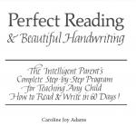 Perfect Reading, Beautiful Handwriting ebook  Review