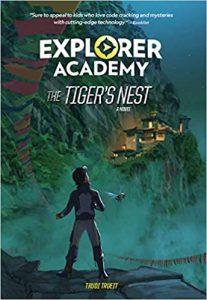 Explorer Academy The Tiger's Nest